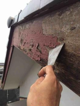 変換 ~ 飯能市 下屋根・外壁塗装、ベランダ設置工事 破風塗装 (1).jpg