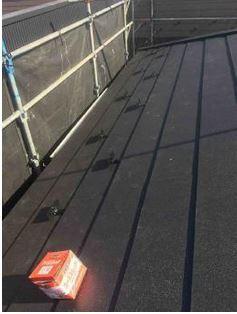 スーパーガルテクト ガルバリウム鋼板 高耐久 入間市 紹介