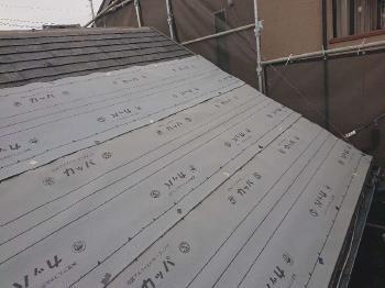 変換 ~ 入間市 屋根カバー 外壁塗装工事 屋根カバー防水紙、オークリッジ施工 (2).jpg