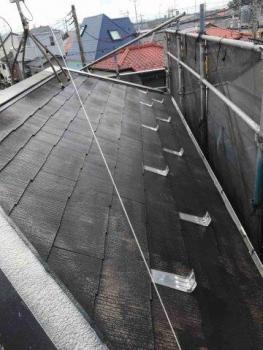 所沢市和ケ原 屋根外壁塗装 高圧洗浄作業 (3).jpg