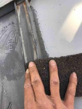 変換 ~ 狭山市 屋根カバー、下屋根塗装工事 下屋根塗装 (4).jpg