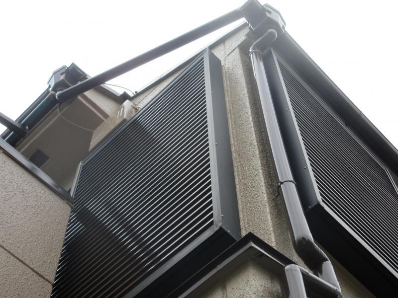所沢市 屋根塗装 外壁塗装 施工後2