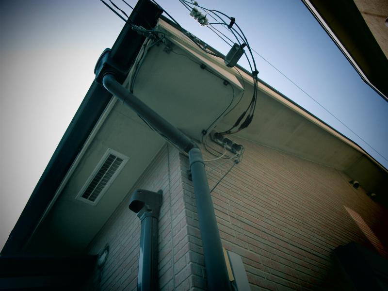 入間市 屋根カバー 外壁塗装工事 現地調査 (9).JPG