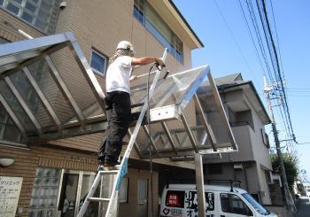 変換 ~ 所沢市 外壁塗装 高圧洗浄、養生作業 (7).jpg