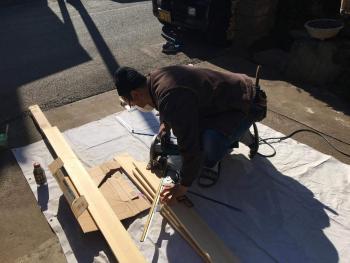 入間市 屋根葺き替え 付帯部塗装 手すり設置 (3).jpg