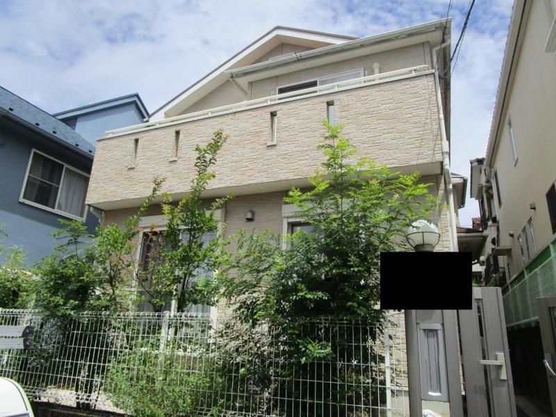 所沢市 外壁塗装 付帯部塗装 コーキング打ち替え 施工前 (1-1).JPG