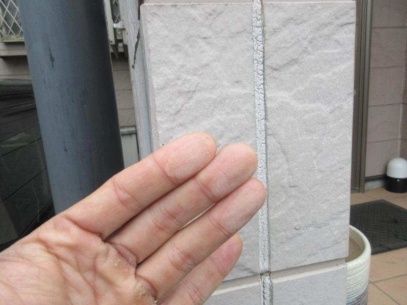 狭山市 屋根 外壁 塗装リフォーム 施工前 (6).JPG