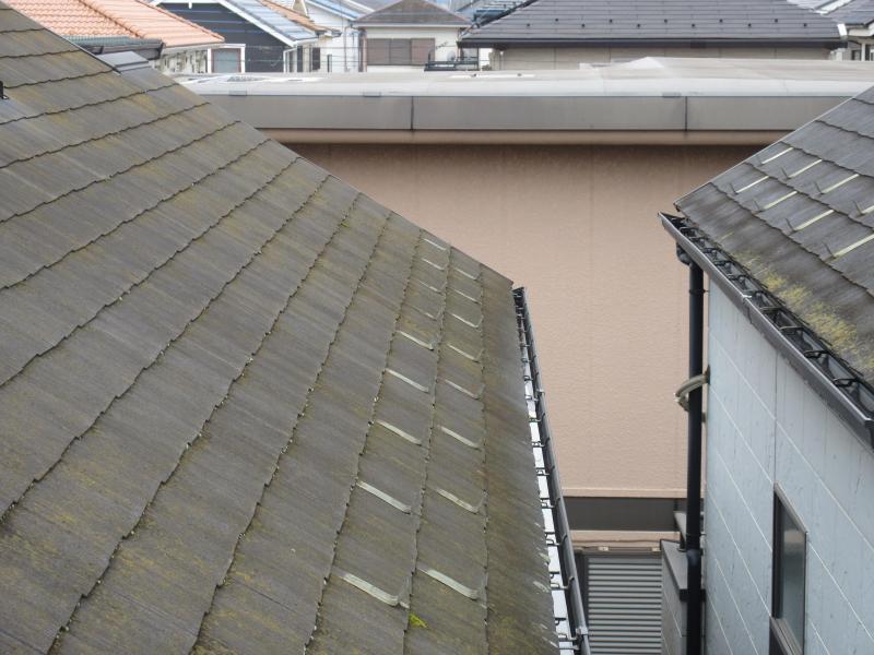 狭山市 屋根 外壁 塗装リフォーム 施工前 屋根 (4).JPG