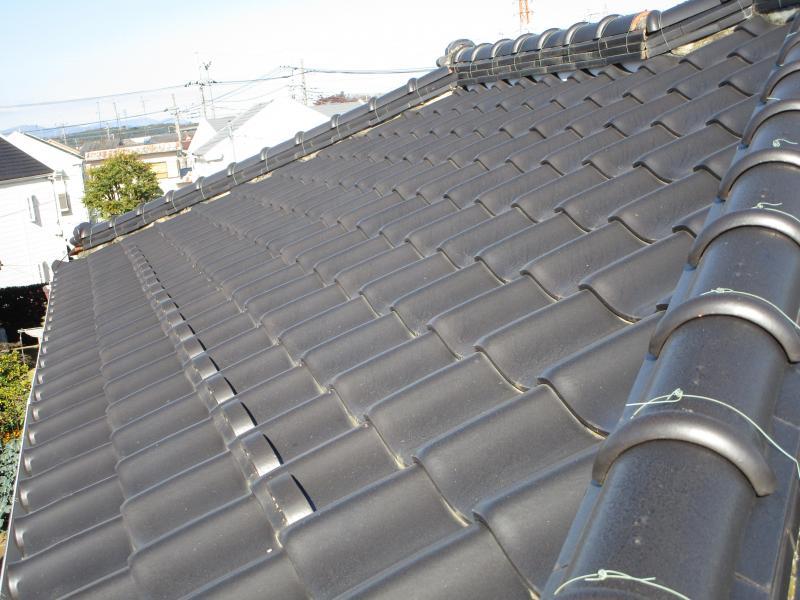 入間市 屋根葺き替え 付帯部塗装 手すり設置 現地調査 (2).JPG
