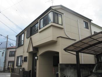 屋根塗装 外壁塗装 リフォーム 施工後5