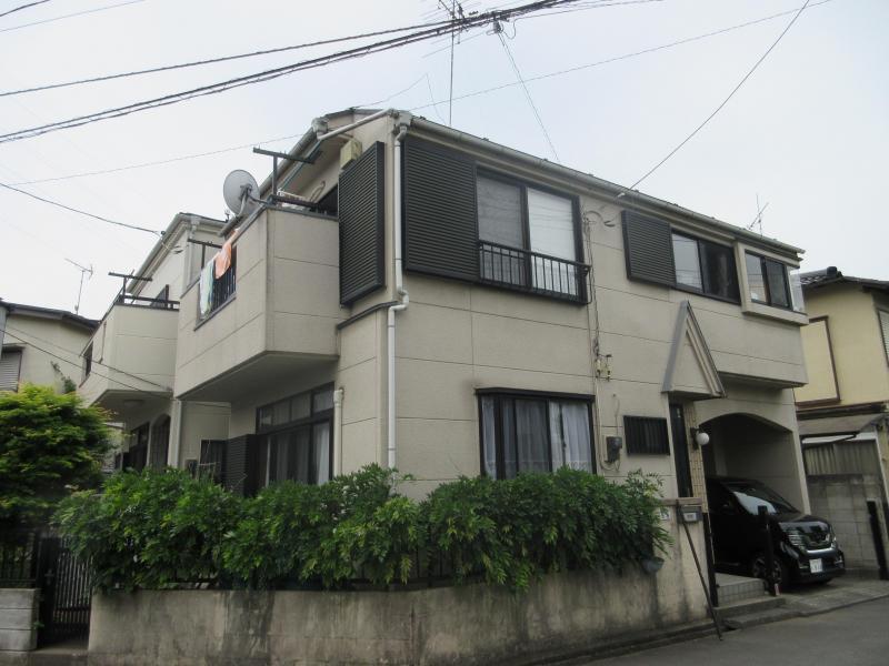 所沢市 屋根・外壁塗装工事 施工前 (5).JPG