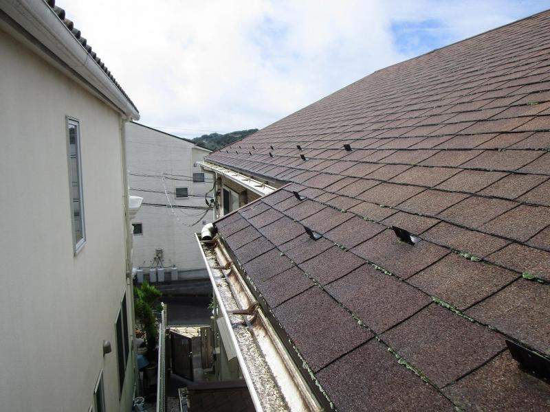 所沢市 外壁塗装 付帯部塗装 コーキング打ち替え 施工前 (2).jpg