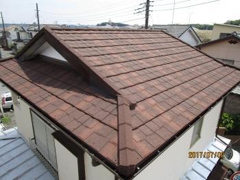 火災保険を活用した屋根葺き替えリフォーム
