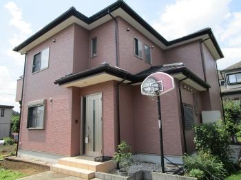 高耐候な塗料でお家を保護し、お家のイメージも変わって大満足!