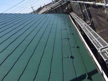 雨漏りしていたベランダ笠木を補修、その他屋根や外壁も塗り替えて雨の心配はなくなりました!